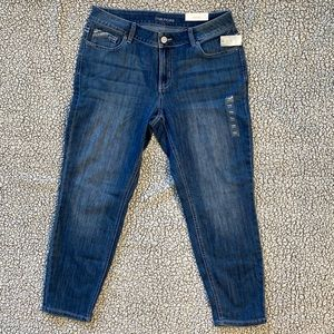 Maurices DenimFlex Skinny Jeans Size 14 Short